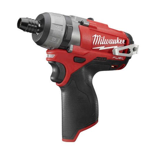 Milwaukee 2402-20 M12 FUEL 1/4 in. Hex 2-Speed Screwdriver (Bare Tool)