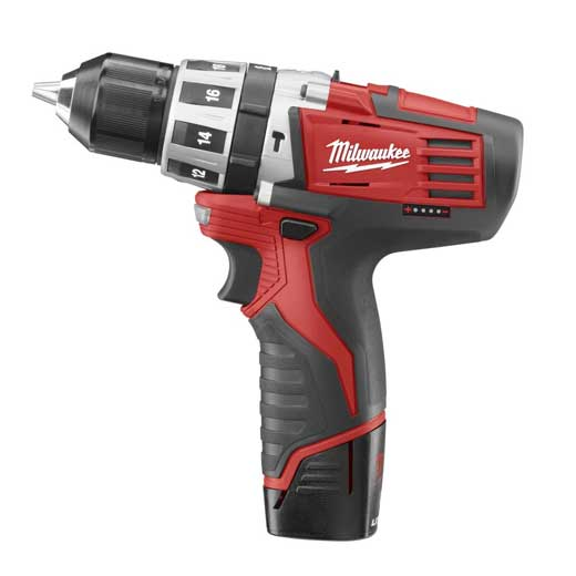 Milwaukee 2411-22 M12 Cordless Lithium-Ion 3/8