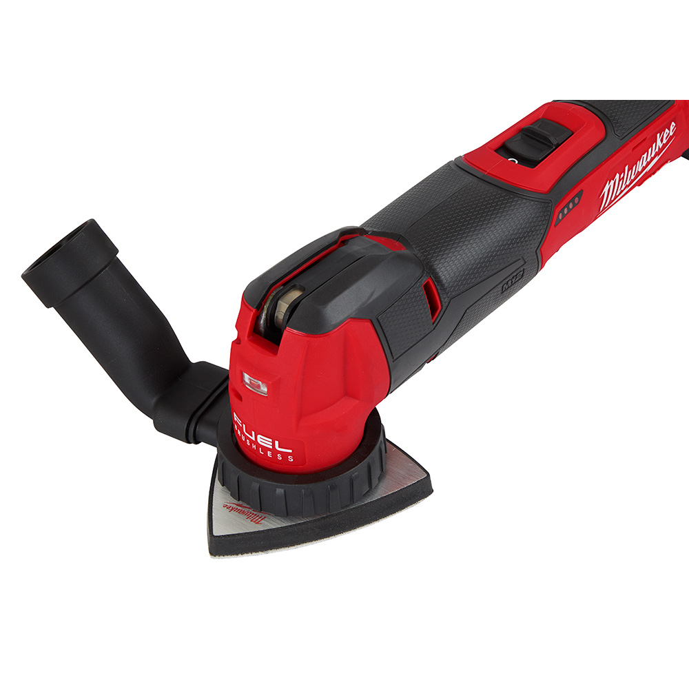 Milwaukee 49-90-2420 Oscillating Multi-Tool Dust Extractor Attachment