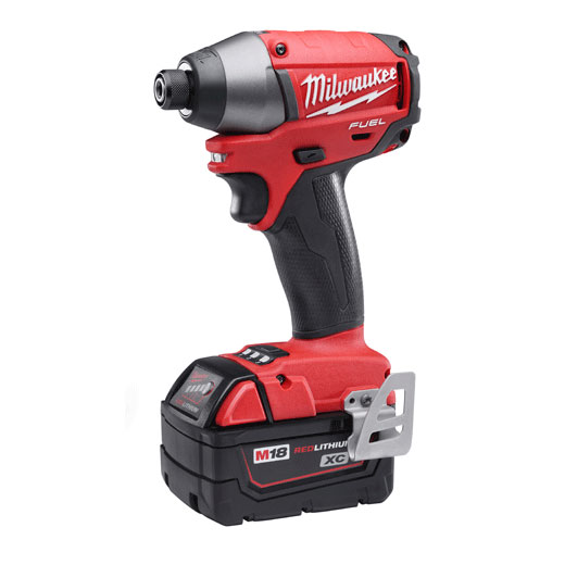 Milwaukee 2653-22 M18 FUEL 1/4 in. Hex Impact Driver Kit