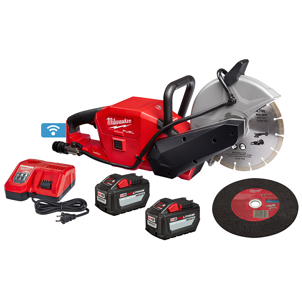 Milwaukee 2786-22HD M18 FUEL 9