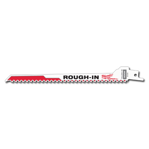 Milwaukee 48-00-1610 Rough-In SAWZALL Blade (5 Pk)