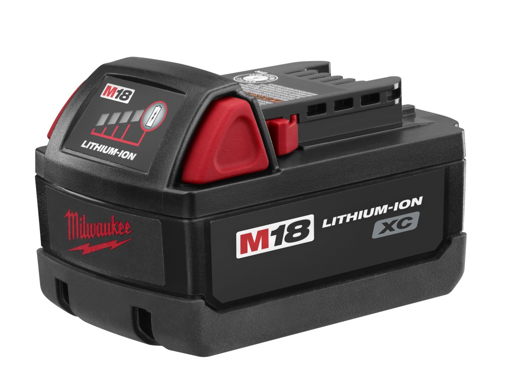 Milwaukee 48-11-1828 M18™ REDLITHIUM™ XC Extended Capacity Battery
