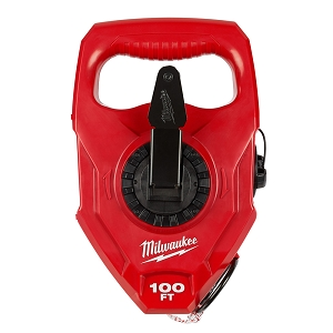 Milwaukee 48-22-3910 100ft Extra Bold Large Capacity Chalk Reel
