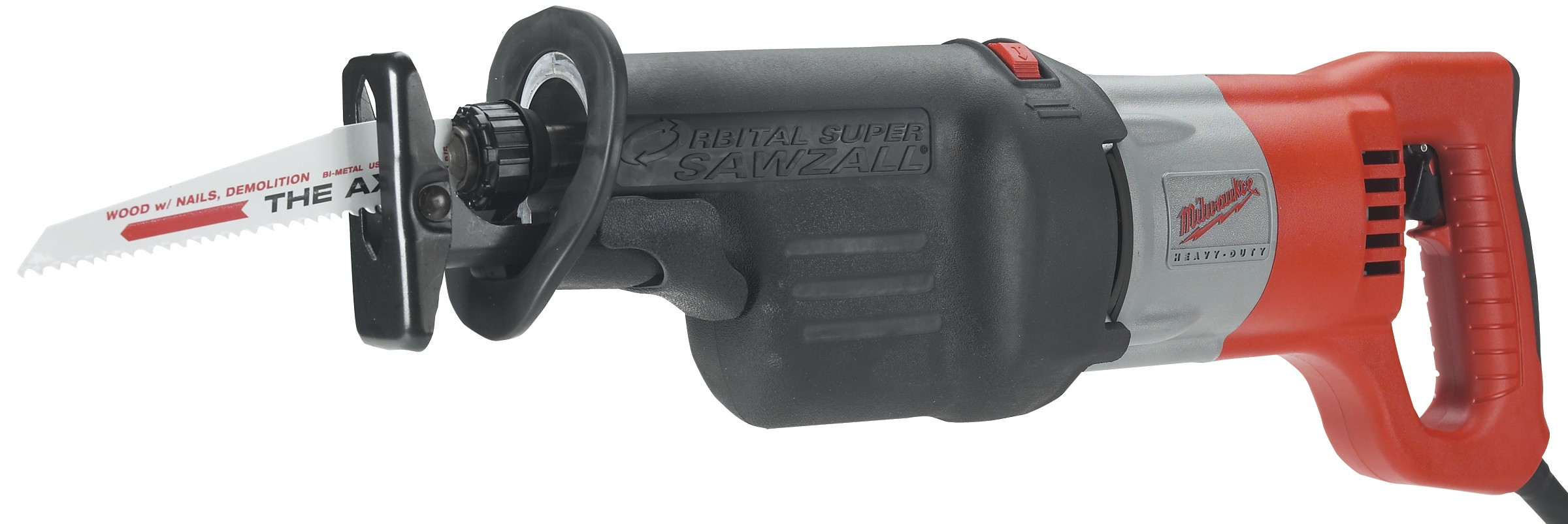 Milwaukee 6536-21 13 Amp Orbital Super Sawzall® Recip Saw