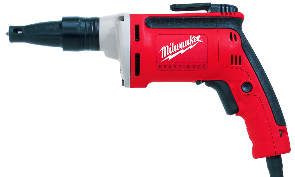Milwaukee 6791-21 Remodeler's Screwdriver Kit with QUIK-LOK cord