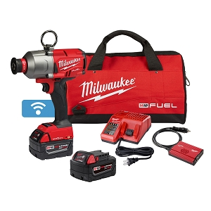 Milwaukee 2865-22 M18 FUEL 7/16 in. Hex Utility HTIW w/ ONE-KEY Kit