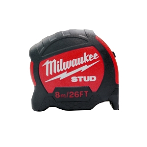 Milwaukee 48-22-9826 8M/26' Wide STUD™