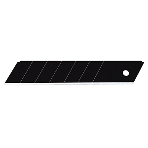 Olfa HBB-5B 25Mm Ultrasharp Snap-Off Black Blades - 5/Pk