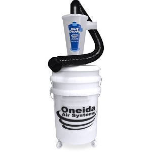 Oneida Air Systems AXD000004A Dust Deputy Deluxe Cyclone Separator