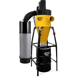 Oneida Air Systems XGK050055 5HP Dust Gorilla Pro SMART Boost Dust Collector