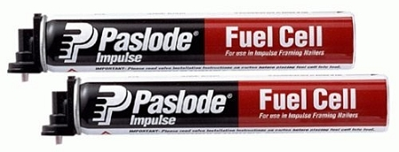 Paslode 816000 Tall Red Fuel Cell 1.32 oz (2 Pack)