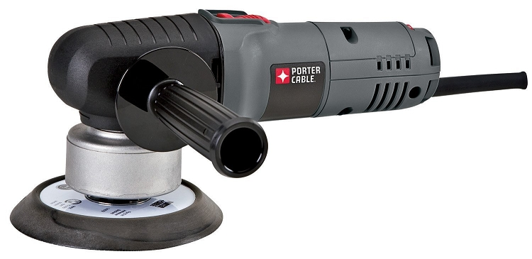 Porter Cable 7346 6 Variable-Speed Right Angle Random Orbit Sander
