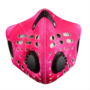 RZ Mask 83306 M1 Solid Pink Large