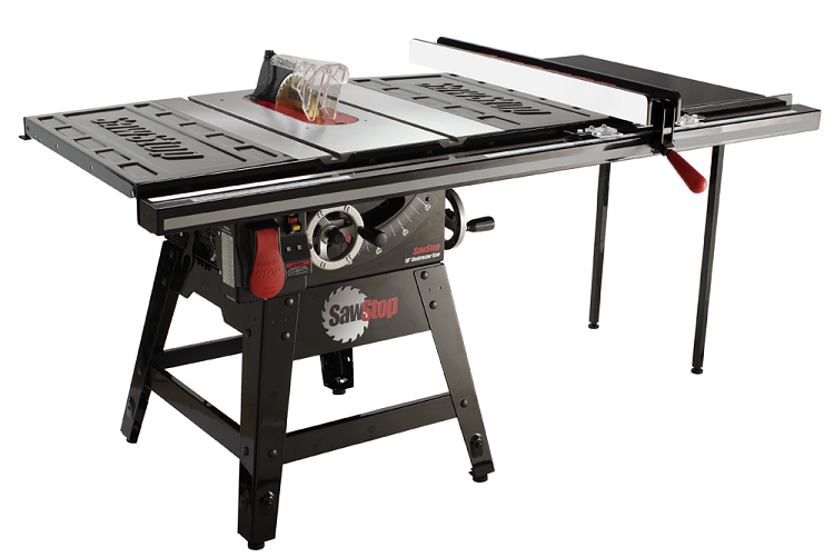 Sawstop Cns175 Tgp52 Contractors Table Saw W 52