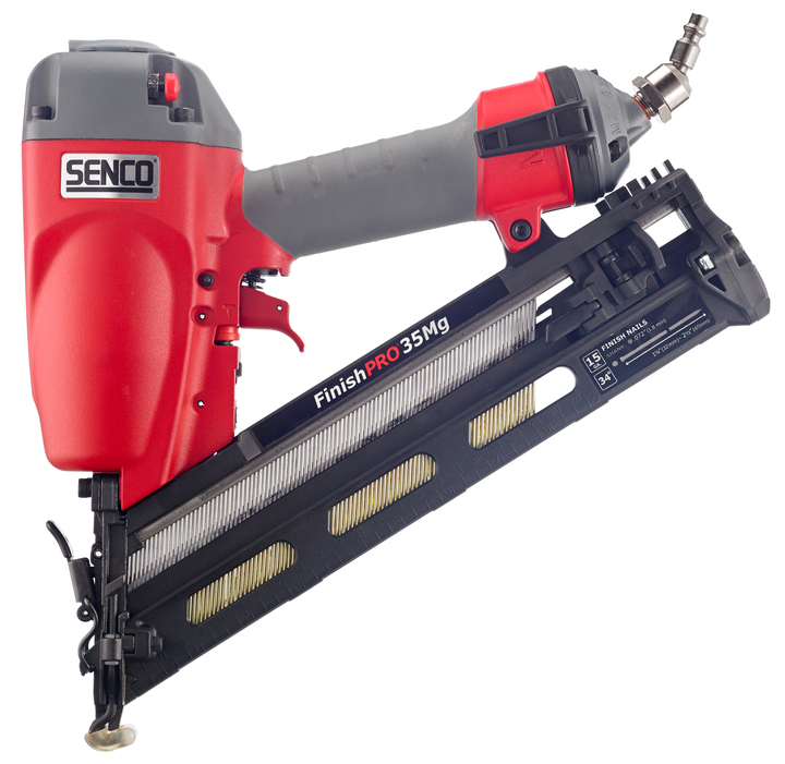 Senco Finishpro 174 35mg 2 1 2 Quot Angled Finish Nailer