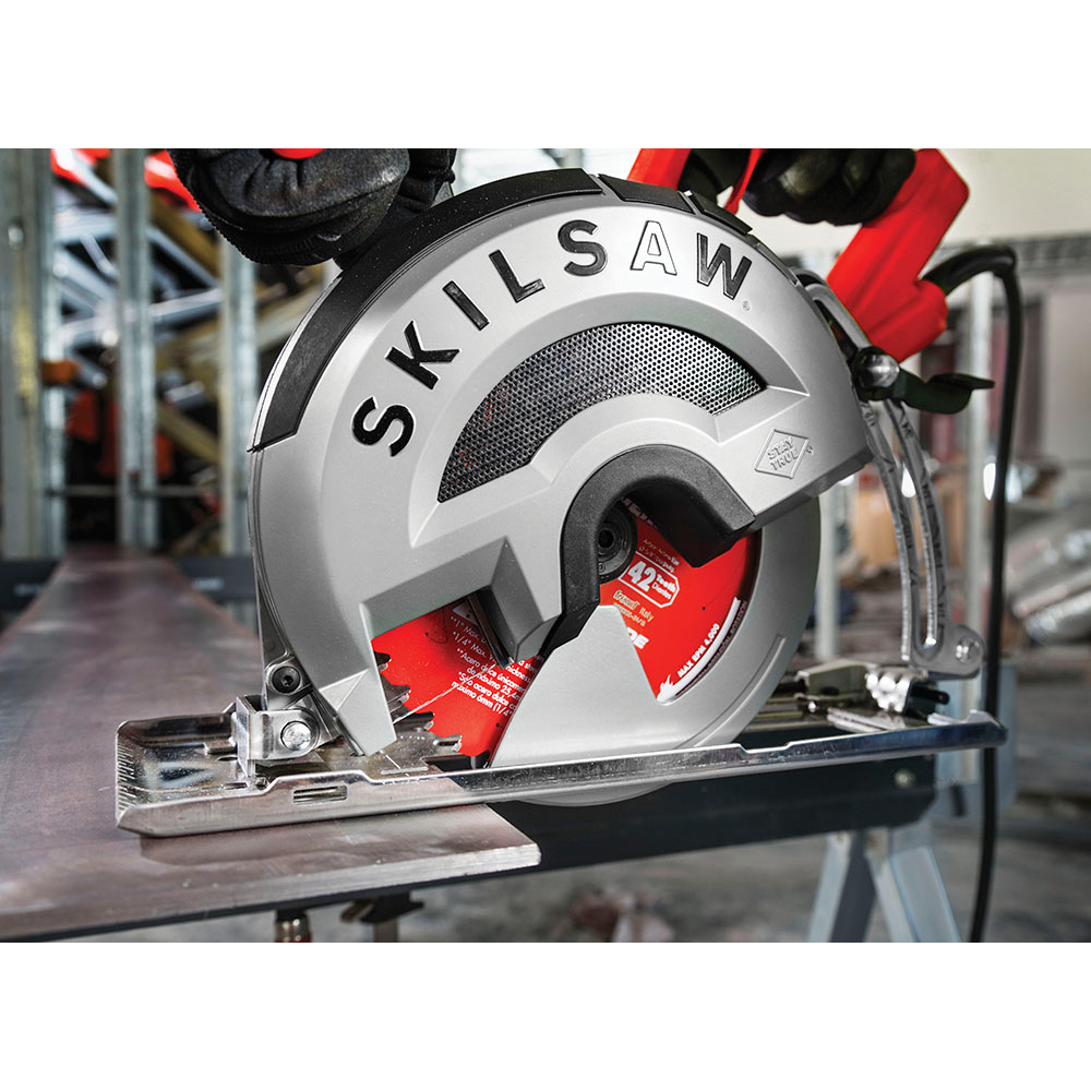 Skilsaw Spt78mmc 22 8 In Outlaw Worm Drive For Metal