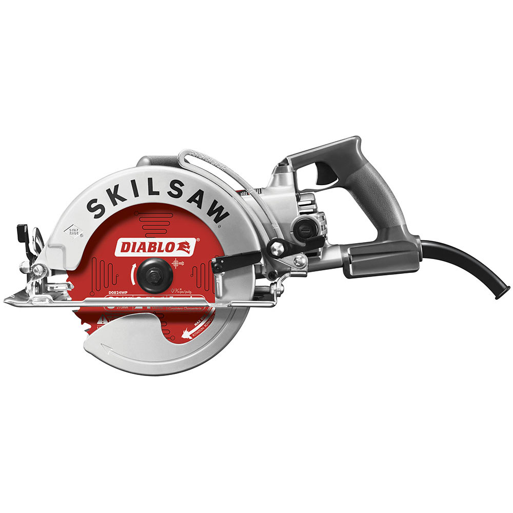 Skilsaw Spt78w 22 8 1 4 In Aluminum Worm Drive Saw