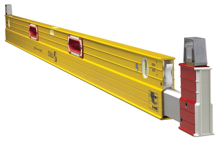 Stabila 34712 7'-12' Magnetic Plate Level 2
