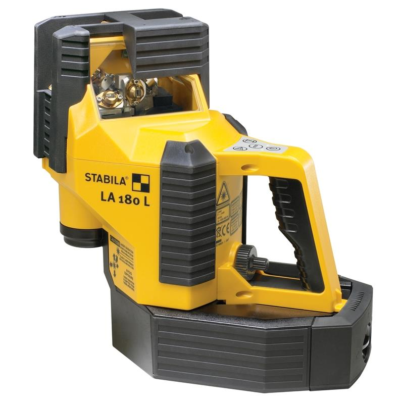 Stabila 02180 LA180L Layout Station with Auto Alignment