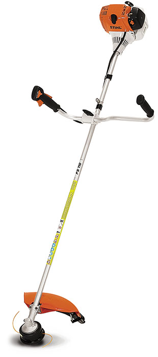 Stihl FS110 Brushcutter - Bike - 4-Mix