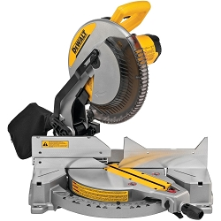 Dewalt DWS715 15 Amp 12 in. Electric Single-Bevel Compound Miter Saw