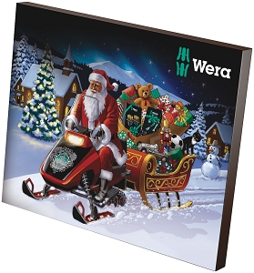 Wera 05136600001 2019 Advent Calendar
