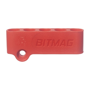 BITMAG Red Bit Holder