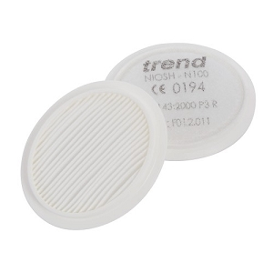 Trend STEALTH/1 Air Stealth N100 Replacement Filters (1 Pair)