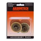 Arbortech MIN.FG.006 Mini Sanders Assorted Grit 4 Pack