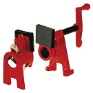 Bessey BPC-H12 H-Series clamp fixture set for 1/2 inch black pipe
