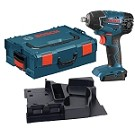 Bosch 24618BL 1/2 In. 18 V Impact Wrench Bare Tool with L-BOXX 2