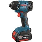 Bosch 25618-01 18 V 1/4 In. Hex Impact Driver