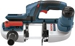 Bosch BSH180B 18 V Compact Cordless Band Saw - Tool Only