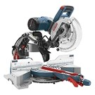 Bosch CM10GD 10 In. Dual-Bevel Glide™ Miter Saw