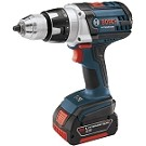 Bosch DDH181X-01 18 V Brute Tough™ 1/2 In. Drill/Driver Kit with KickBack Control