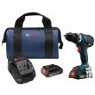 Bosch DDS183-02 18V EC Brushless Compact Tough™ 1/2 In. Drill/Driver Kit
