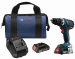 Bosch DDS183-02 18V EC Brushless Compact Tough  1/2 In. Drill/Driver Kit
