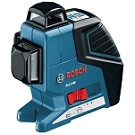 Bosch GLL3-80 360° Three-Plane Leveling and Alignment-Line Laser