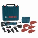 Bosch GOP40-30C StarlockPlus® Oscillating Multi-Tool Kit with Snap-In Blade Attachment