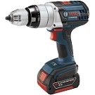 Bosch HDH181X-01L 18 V Brute Tough  1/2 In. Hammer Drill/Driver