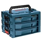Bosch L-RACK Organizational Shelf System with Drawers and Carry Handle