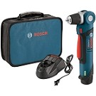 Bosch PS11-102 12 V Max 3/8 In. Angle Drill/Driver Kit