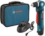 Bosch PS11-102 12 V Max 3/8 In. Angle Drill/Driver