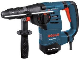 Bosch RH328VCQ 1-1/4 In. SDS-plus® Rotary Hammer with Quick-Change Chuck System