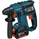 Bosch RHH181-01 18 V 3/4 In. SDS-plus® Core Brushless Rotary Hammer Kit with Chisel Function
