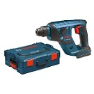 Bosch RHS181BL 18 V 1/2 In. Compact Cordless Rotary Hammer - Tool Only with L-BOXX2