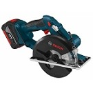 Bosch CSM180B 18 V Metal-Cutting Circular Saw