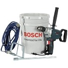 Bosch GBM9-16B 5/8 In. Drill/Mixer with Mixing Paddle and Bucket