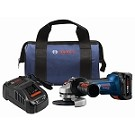 Bosch GWS18V-45B14 18 V 4-1/2 In. Angle Grinder Kit with CORE18V Battery
